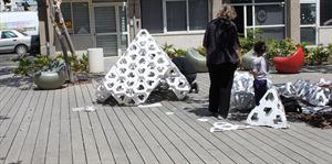 תמונה של פעילות פסח מוזיאון חיפה 2014