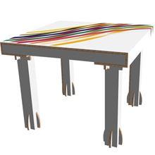 תמונה של שולחן חלל רב תכליתי