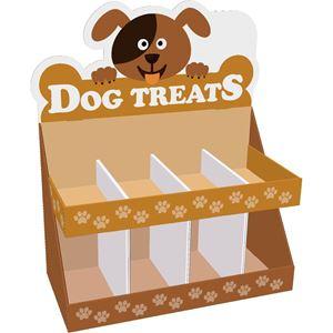 Picture of סטנד דלפקי למוצרים לכלבים