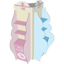 Picture of סטנד רצפתי למוצרי תינוקות בנים בנות