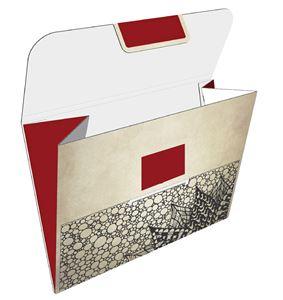 תמונה של תיקייה ממותגת למסמכים